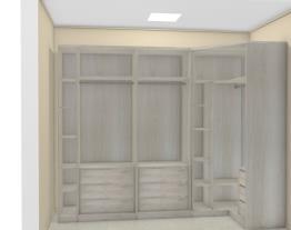 Closet do Luan