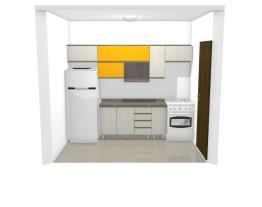 Cozinha Siena Apto Compacto