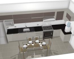 Cozinha de Cleicia