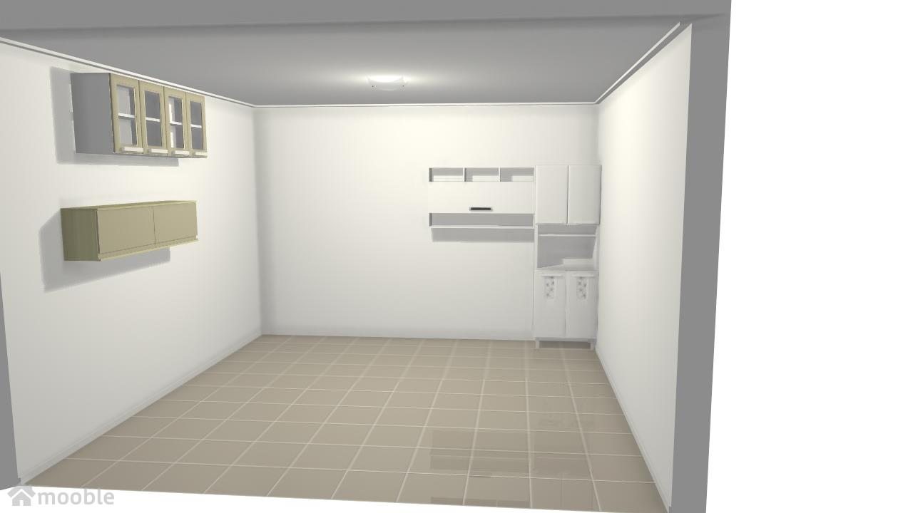 Sandra - Meu projeto no Mooble (Cozinha)