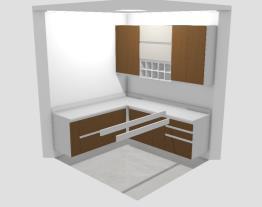 Mostruário Cozinha Casa D