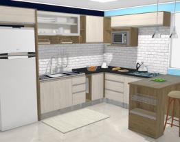 Cozinha Integra 19