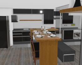 Rubis Home - Cozinha