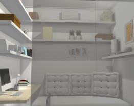 Apartamento Bambina Escritório
