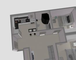 Meu projeto - Apartamento pequeno