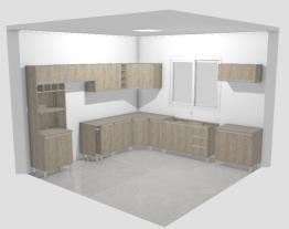 Meu projeto Móveis Sul cozinha roseli