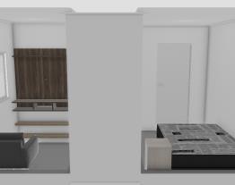 2 quarto e closet