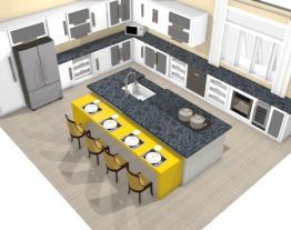 Cozinha Modulada 2 - Completa