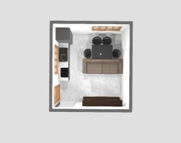 Sala cozinha O
