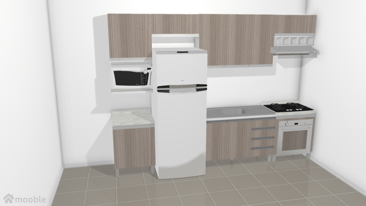 Cozinha Clienta Elisangela