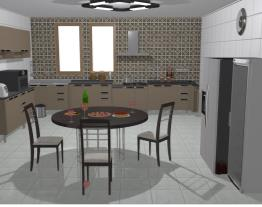 Cozinha serra