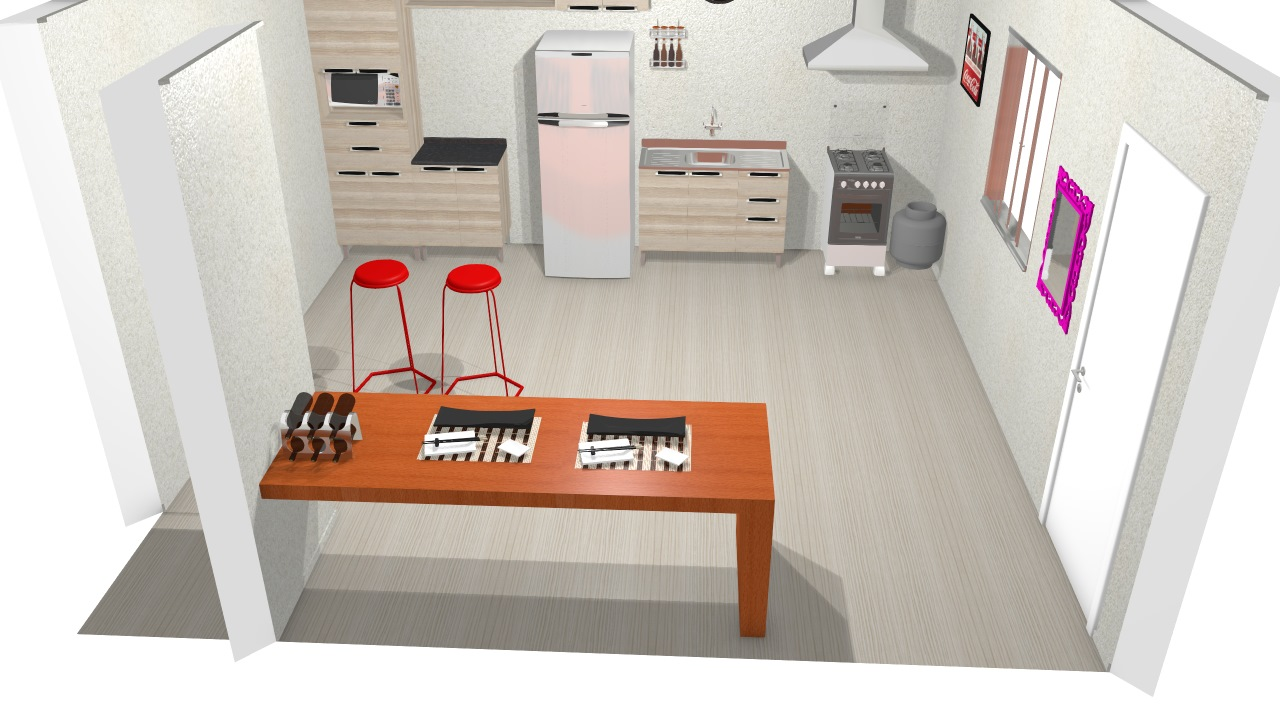 cozinha alida