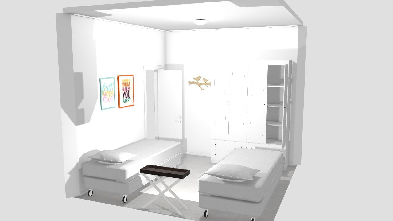 Meu projeto Dorm Solteiro Henn
