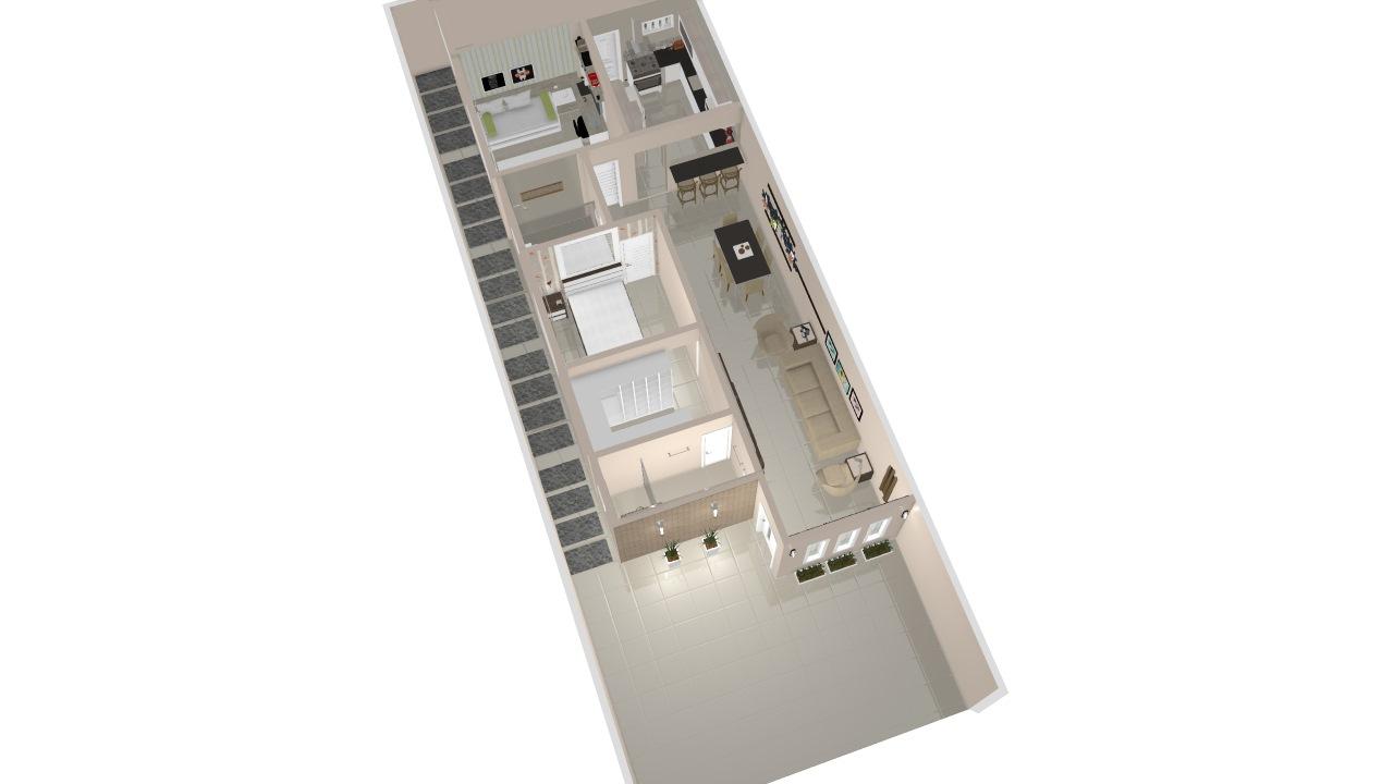 Modeo casa 1