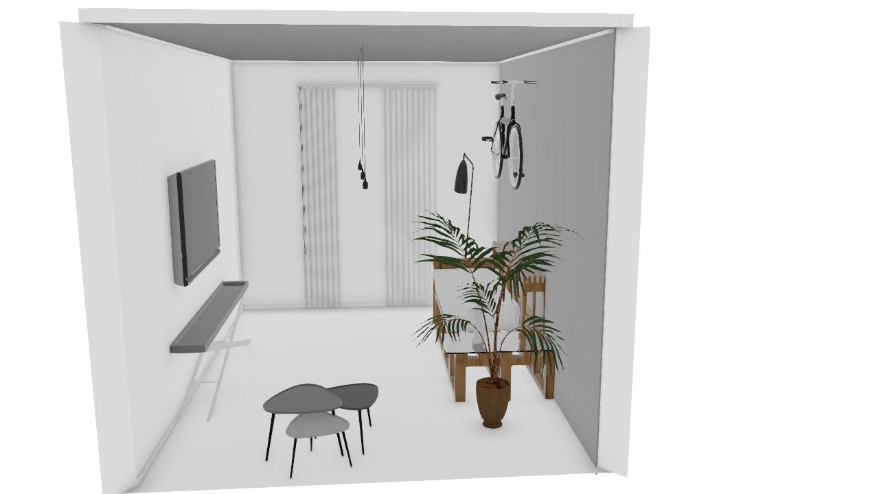 Sala industrial pequena MODERNA