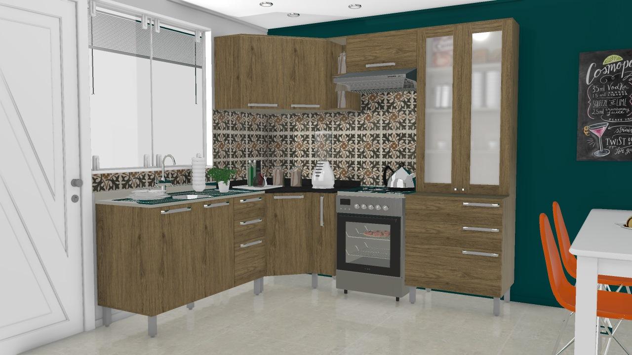 Cozinha Space - Catálogo Pg. 42