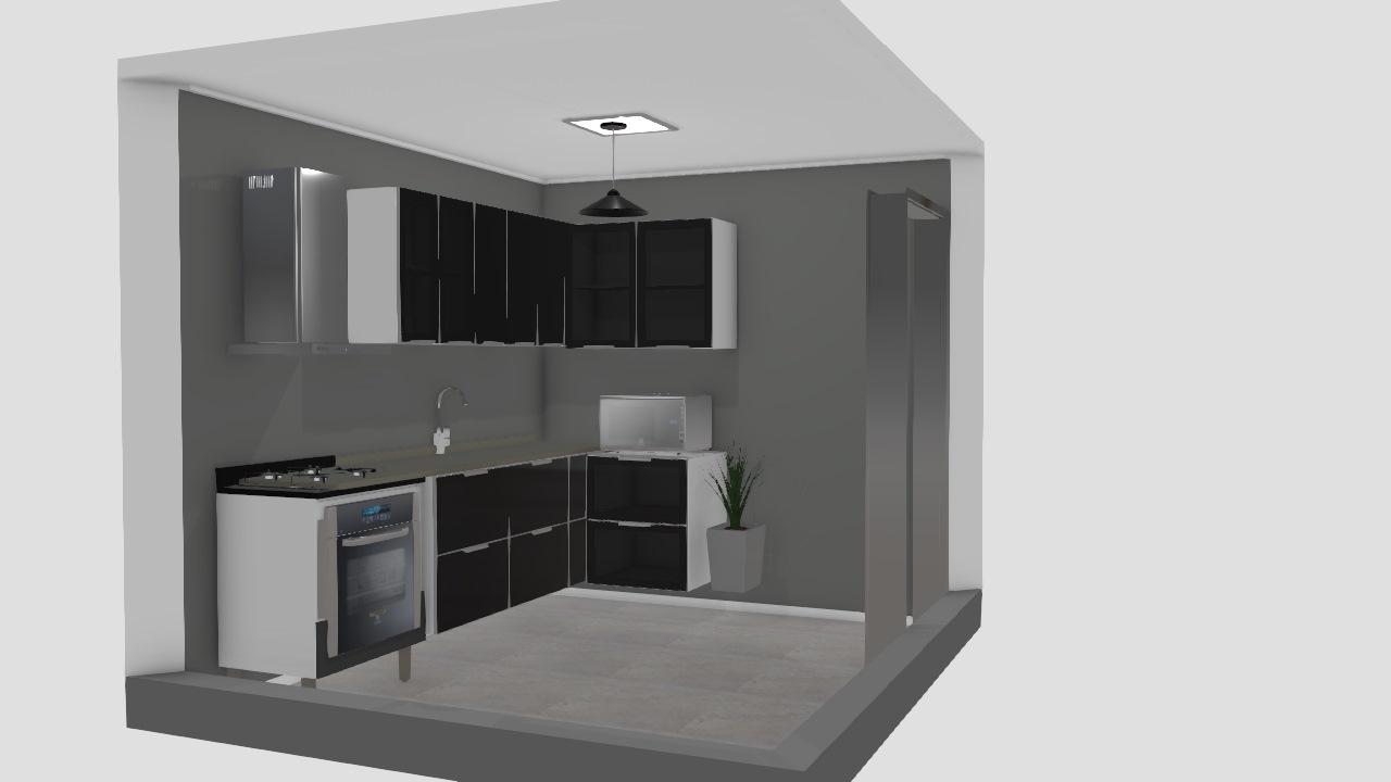 Projeto Cozinha Casa