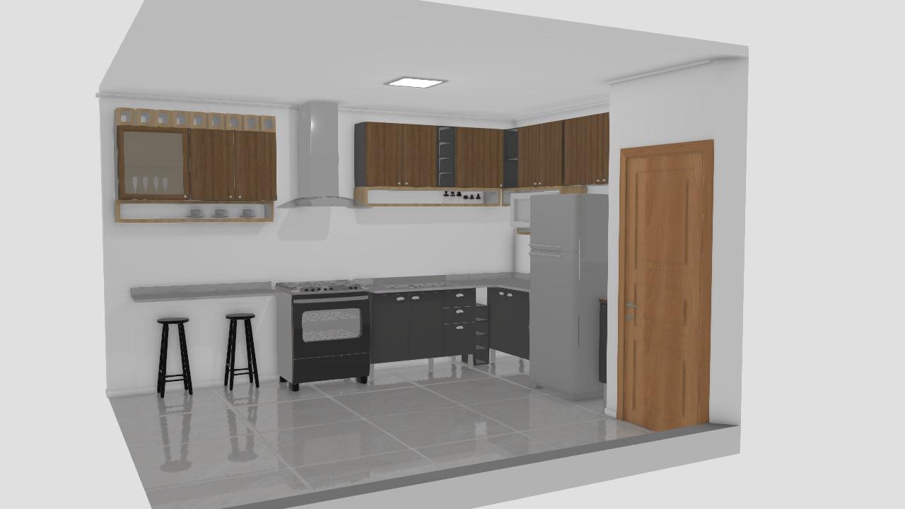 Cozinha Móveis THB