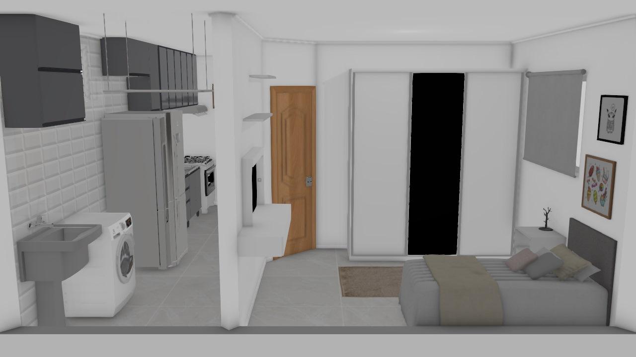Projeto Casa Rua Machado deAssis