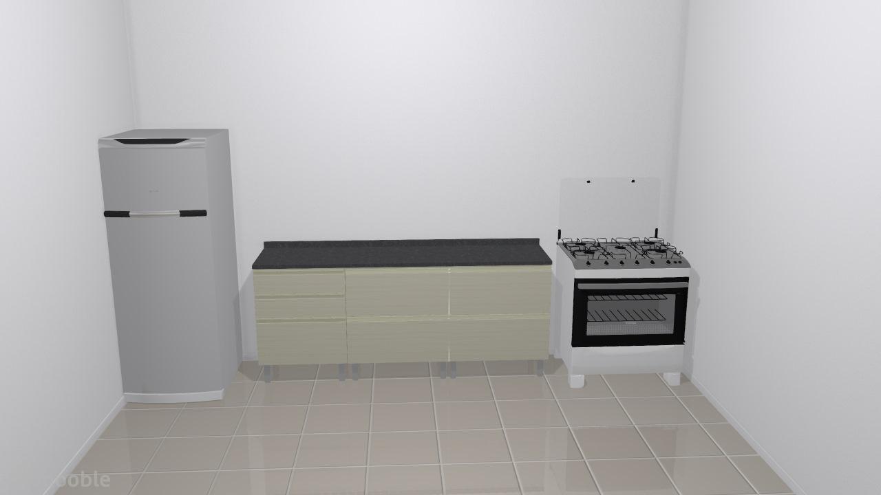 Rosa - cozinha