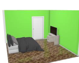dormitório padrão cama box