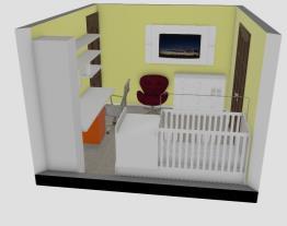 Quarto Bebê/Escritório