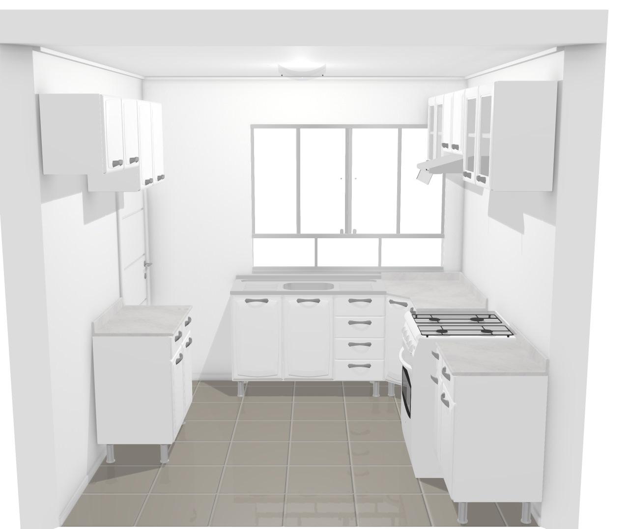 cozinha fred
