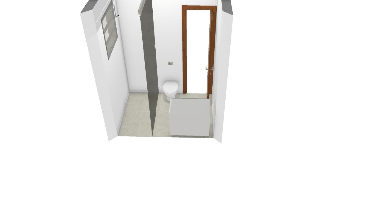Projeto - Banheiro Suíte