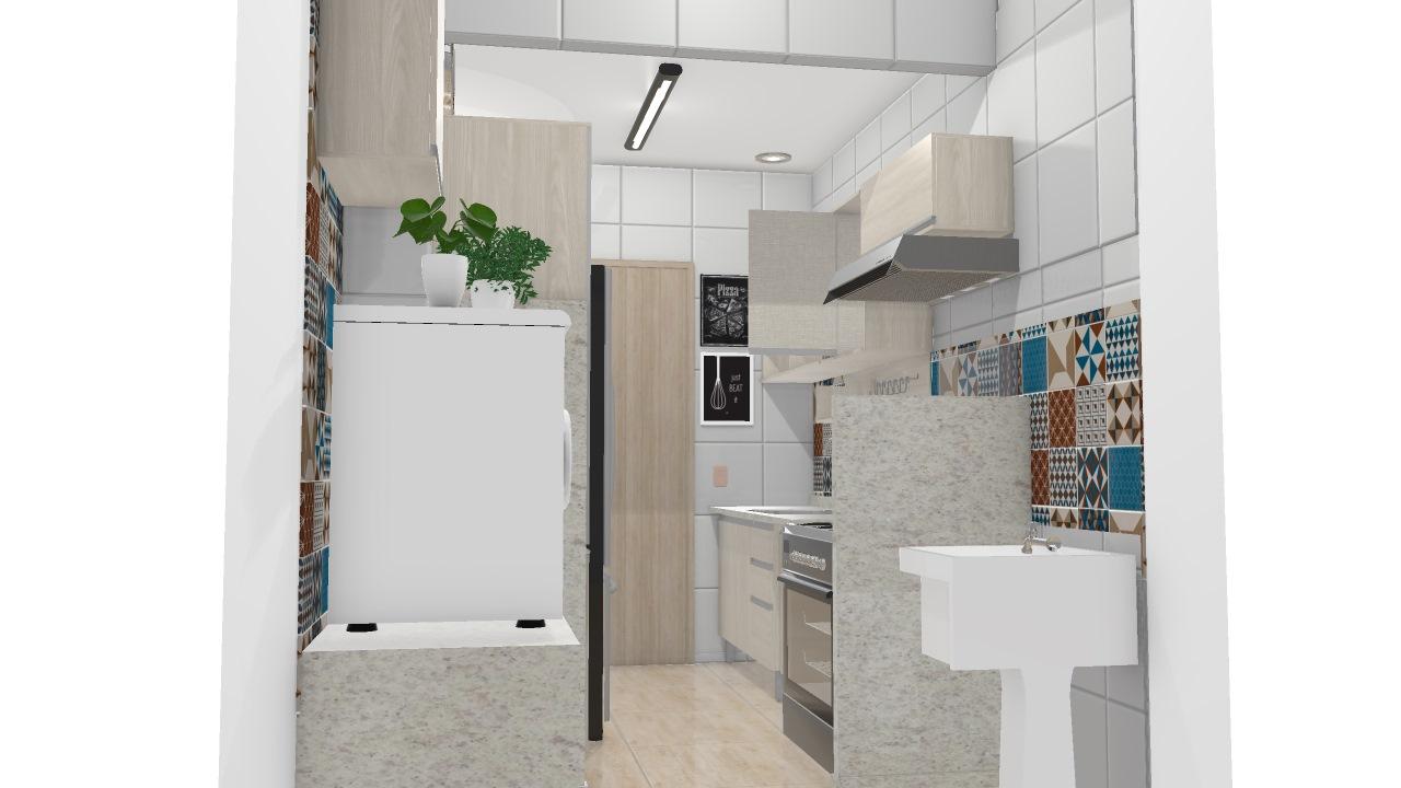 Cozinha Meu Apartamento