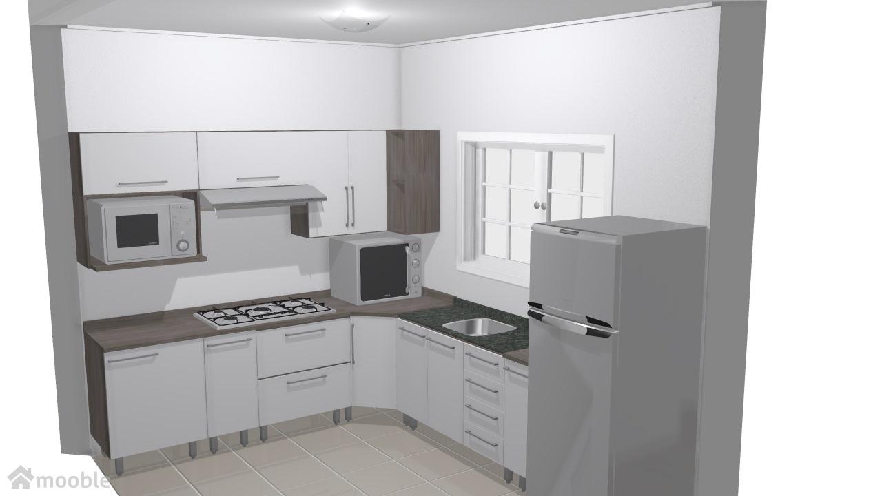 Projeto Cozinha Sobrado