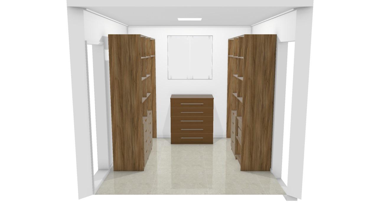 Projeto do Closet