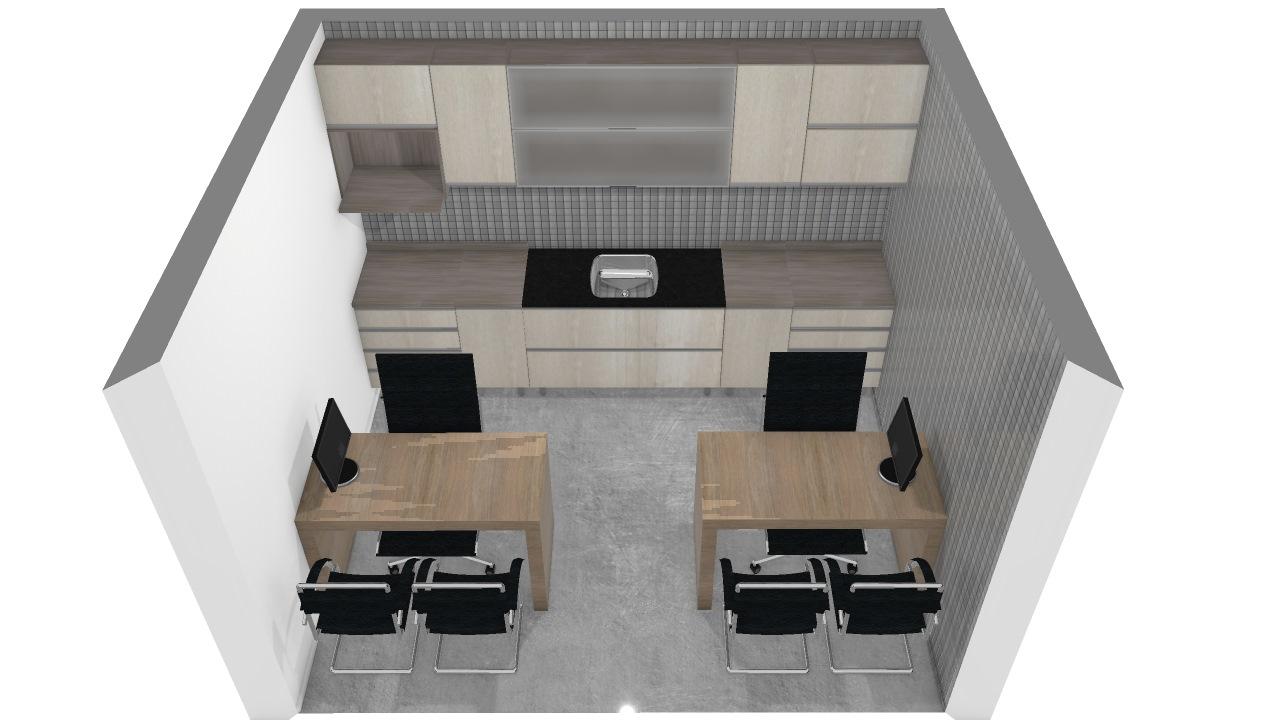 Escritório Cozinha