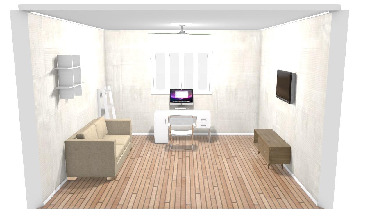 Meu projeto Politorno sala/quarto