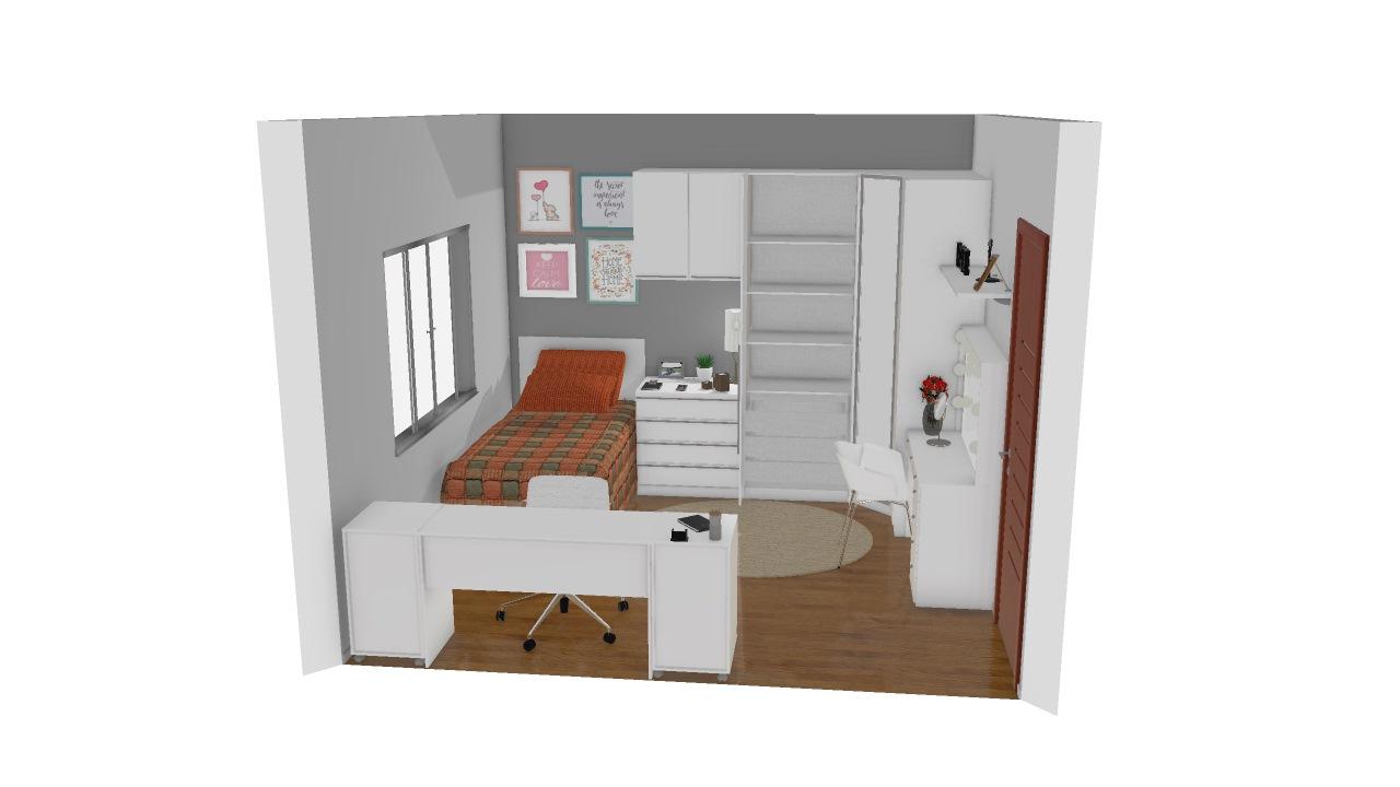 quarto 3 + decoração