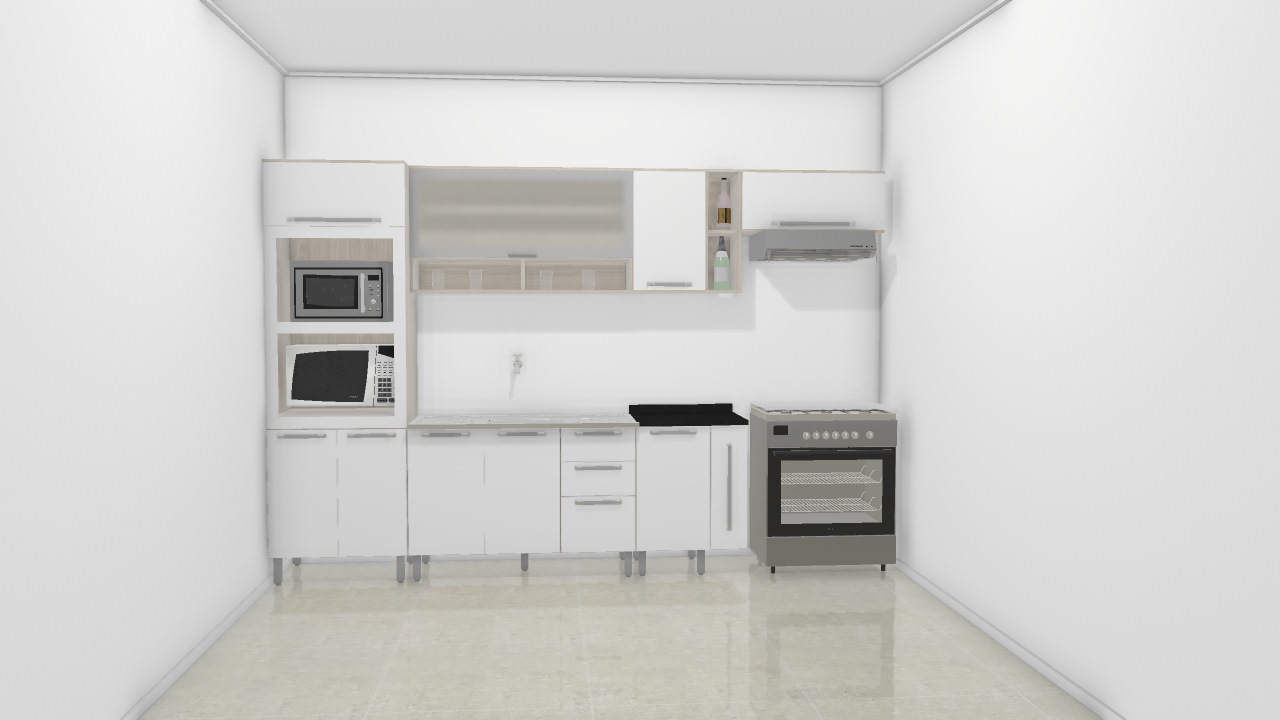 Projeto Cozinha Karli