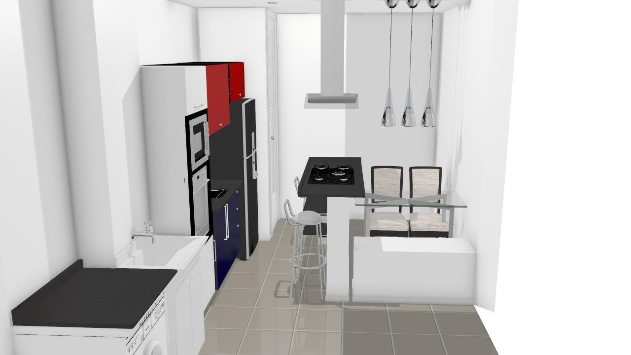Cozinha Well&Cris novo