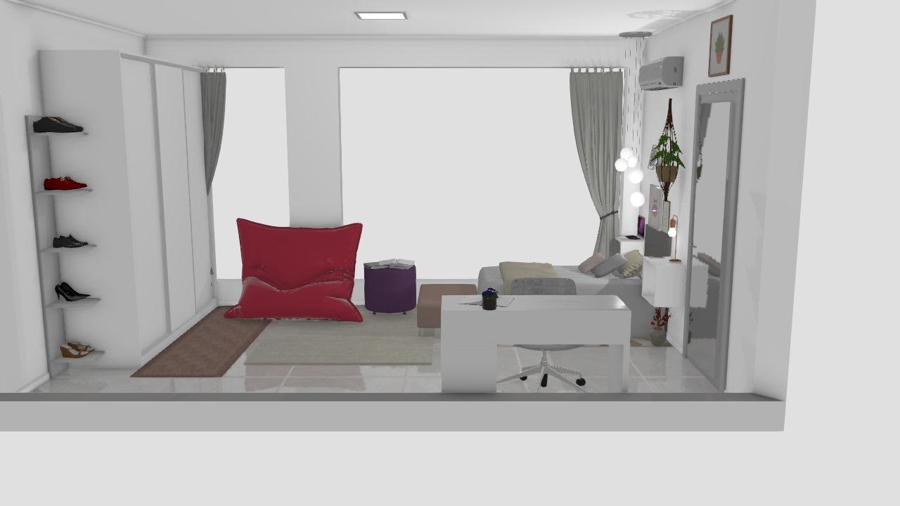 Meu quarto - Projeto