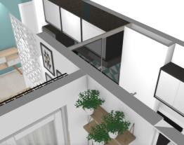 Apartamento TOM sala/cozinha/varanda/lavanderia original