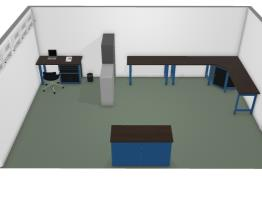Oficina Elétrica Grupo Cata
