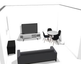 Mesa lateral parede pqna