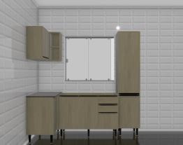 Projeto Cozinha Ivam
