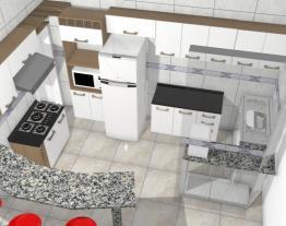cozinha de reginaldo
