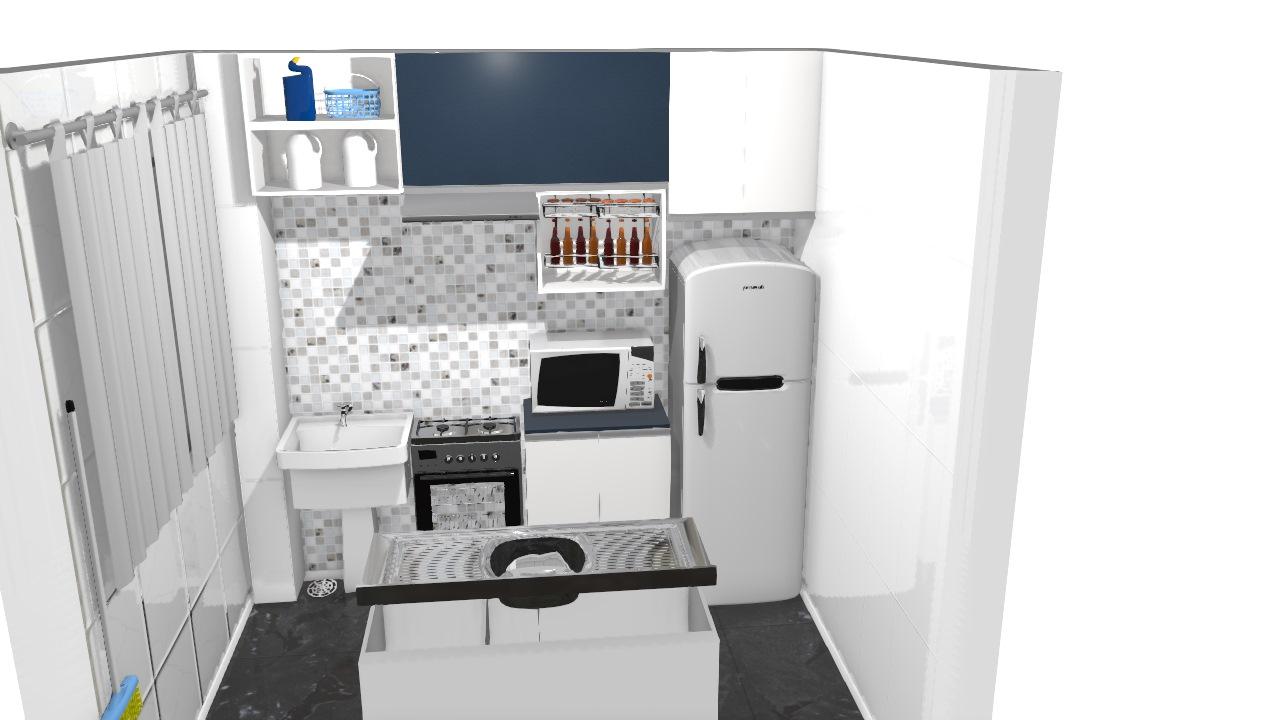 cozinha alvorada
