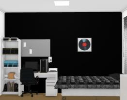 Dormitório Cedric