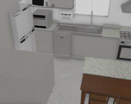 cozinha armarios e café