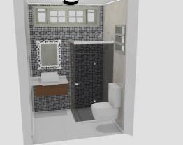Banheiro Fred social