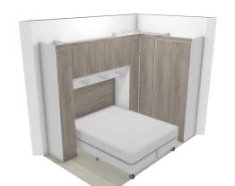 Dormitorio Ariane Caló modelo 2