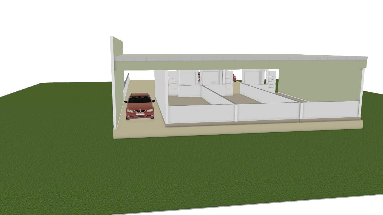 Projeto Casa Moderna IV