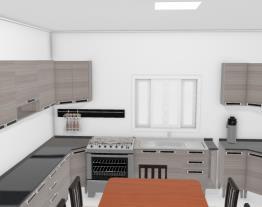 Cozinha 5X4 - Planta nova