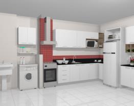 Cozinha e Lavanderia - PARTE 02 l JOSIVALDO SANTOS